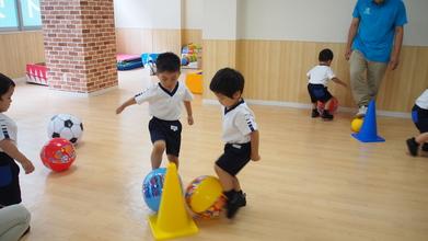 スペインサッカー教室 ~異文化学習~