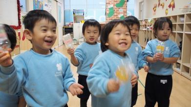 【2歳児クラス動画】Circle Time/サークルタイム