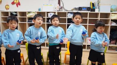 【2歳児クラス動画】Talk Time/トークタイム