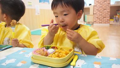<園活動紹介>朝のおやつ - Morning snack -