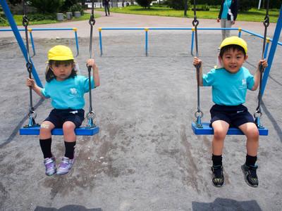 横浜みなとみらい高島中央公園