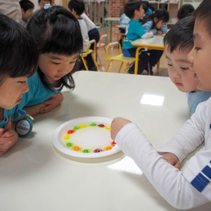 Skittles Rainbow - Job Training: Scientist -
