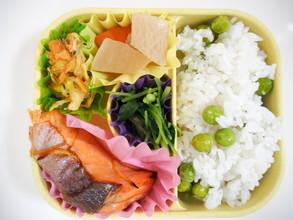 4月外国ランチメニュー②|日本料理
