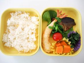4月外国ランチメニュー①|日本料理