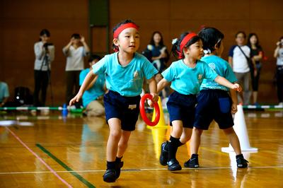 Sports Day 2018 運動会