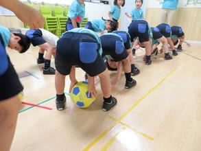 スポーツマンシップ ~Job training: Athletes~