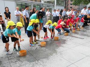 Water Splashing Festival ~打ち水大作戦2018~