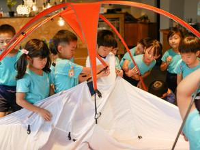 プチキャンプ体験(Sky Class) ~キャンプをテーマにした
