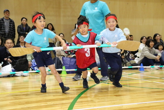 第4回 Cosmo Global Kids Sports Day ~CGK Olympic~