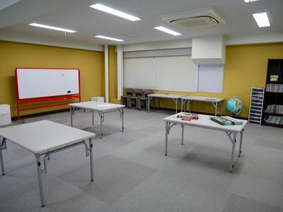 Afterschool open classroom