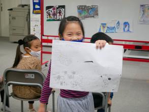アートレッスン紹介/Art Lesson for Project Work