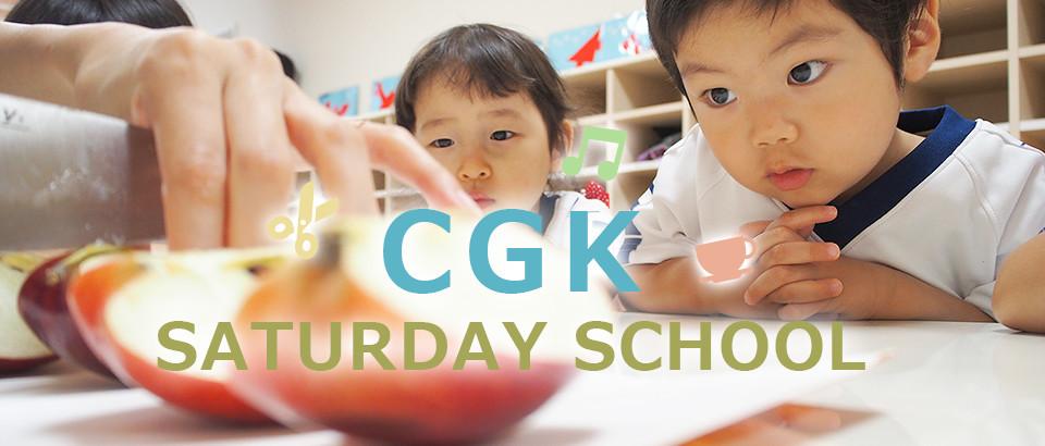 CGK SATURDAY SCHOOL